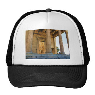 The Acropolis and the Parthenon - Athens Trucker Hat