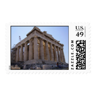 The Acropolis at Athens, Greece Postage