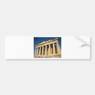 The Acropolis Bumper Sticker