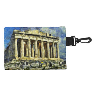 The Acropolis in Athens Accessory Bag