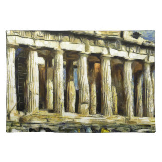 The Acropolis in Athens Placemat