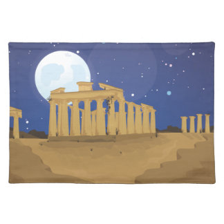 The Acropolis of Athens Placemat