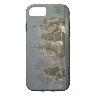 The Action Renewed by Night, off Madagascar, 20th iPhone 7 Case