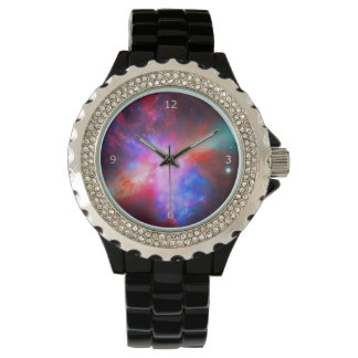 The Active Cigar Galaxy - Amazing Astronomy Wrist Watch