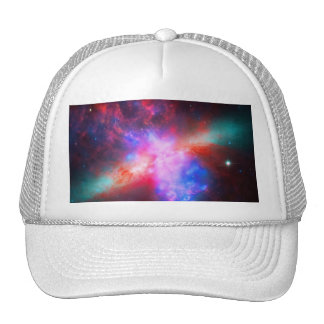 The Active Cigar Galaxy - Messier 82 Trucker Hat