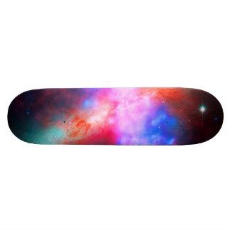 The Active Cigar Galaxy - Messier 82 Skateboard Deck