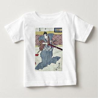 The actor as Izumi no Saburo by Utagawa,Toyokuni Tshirt