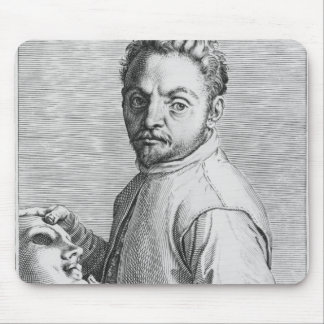 The Actor Jean Gabriel Swel Mouse Pad