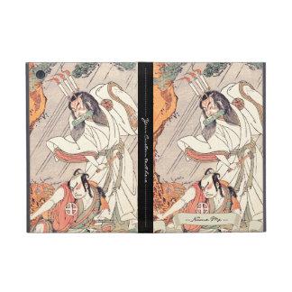 The Actors Ichimura Uzaemon IX in the Role of Ko-k Cover For iPad Mini