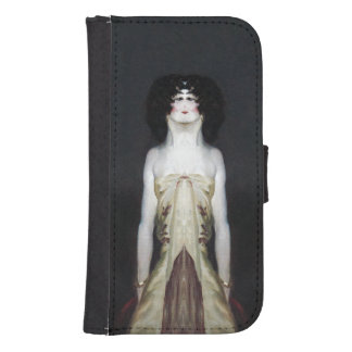 The Actress Galaxy S4 Wallet Case