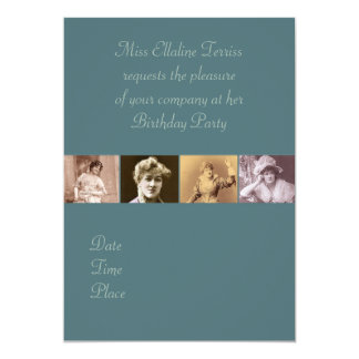 The Actresses #2 Card