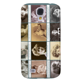 The Actresses Samsung Galaxy S4 Covers