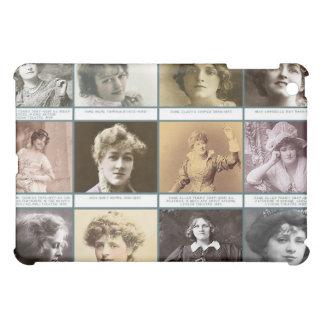 The Actresses iPad Mini Covers