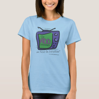 The ADD Channel and The Virtual Zone Episodes T-Shirt