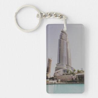 The Address hotel Downtown Dubai Keychain