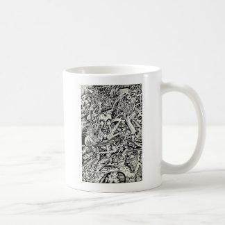 The Adept, or, A Freakish Transfiguration (full) Coffee Mug