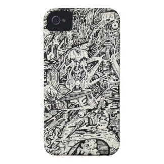 The Adept, or, A Freakish Transfiguration iPhone 4 Case-Mate Case