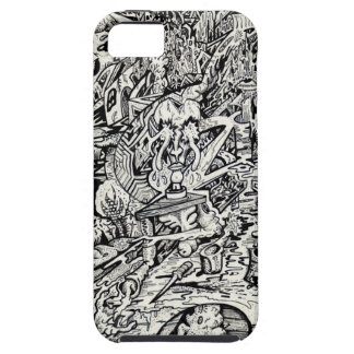 The Adept, or, A Freakish Transfiguration iPhone SE/5/5s Case