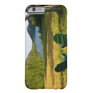 The Adirondack Chairs on the lawn of the Jordan Barely There iPhone 6 Case