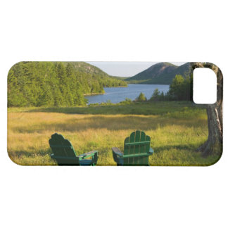 The Adirondack Chairs on the lawn of the Jordan iPhone SE/5/5s Case