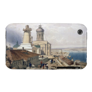 The Admiralty, Sebastopol, plate from 'The Seat of Case-Mate iPhone 3 Case