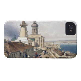 The Admiralty, Sebastopol, plate from 'The Seat of iPhone 4 Case