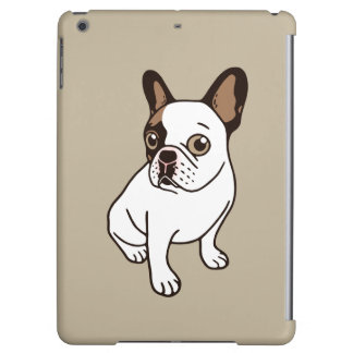 The Adorable Fawn Pied Frenchie iPad Air Case