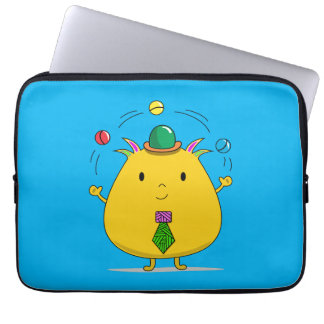 The Adorable Juggler, Laptop Sleeve 13 inch