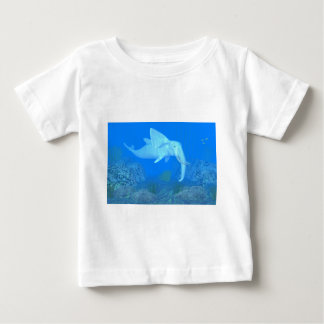The Adorable Whalphant Baby T-Shirt
