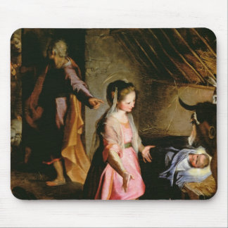 The Adoration of the Child, 1597 Mouse Pad
