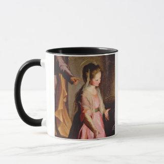 The Adoration of the Child, 1597 Mug