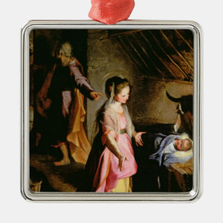The Adoration of the Child, 1597 Christmas Ornament
