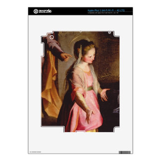 The Adoration of the Child, 1597 iPad 3 Decal