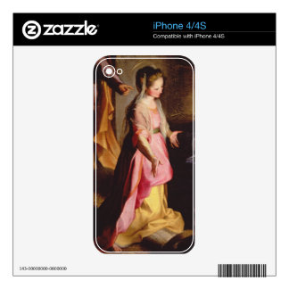 The Adoration of the Child, 1597 Skins For The iPhone 4