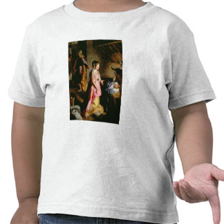 The Adoration of the Child, 1597 Tees