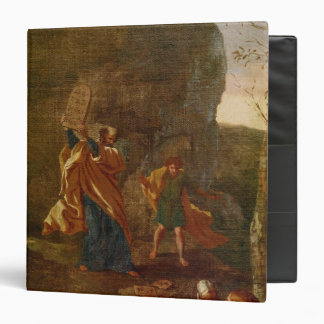 The Adoration of the Golden Calf, before 1634 3 Ring Binder