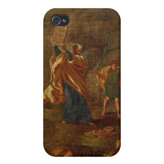 The Adoration of the Golden Calf, before 1634 iPhone 4/4S Cases