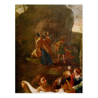 The Adoration of the Golden Calf, before 1634 Postcard