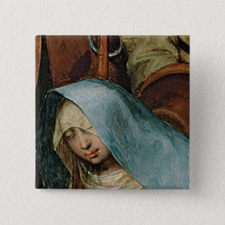 The Adoration of the Kings, 1564 2 Pinback Button