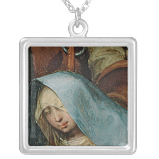 The Adoration of the Kings, 1564 2 Silver Plated Necklace