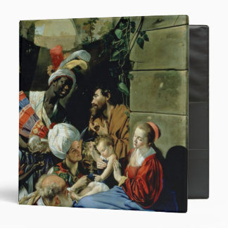 The Adoration of the Kings, 1612 Binder