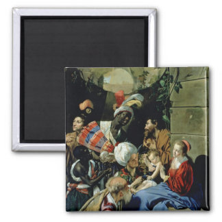 The Adoration of the Kings, 1612 Magnet