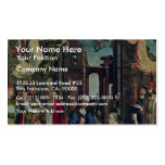 The Adoration Of The Kings By Jan Gossaert (Best Q Business Card Template