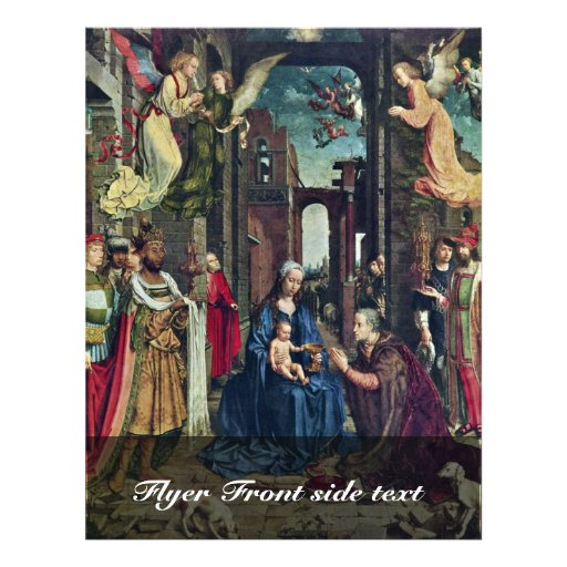 The Adoration Of The Kings By Jan Gossaert (Best Q Flyers