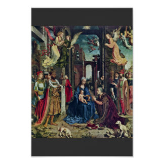 The Adoration Of The Kings By Jan Gossaert (Best Q Poster