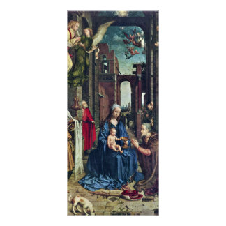 The Adoration Of The Kings By Jan Gossaert (Best Q Rack Cards