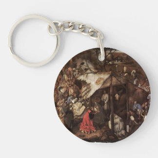 The Adoration of the Kings  by Mabuse Keychains
