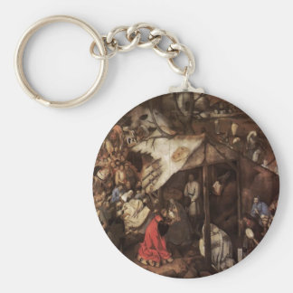 The Adoration of the Kings  by Mabuse Keychain
