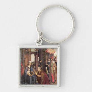 The Adoration of the Kings Keychain
