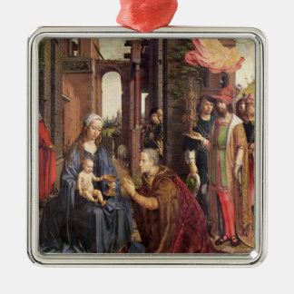 The Adoration of the Kings Christmas Tree Ornaments